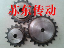 6-point syndic wheel with 12A chain pitch 19.05 teeth 10 11 12 13 14 15 16 17 18 19.