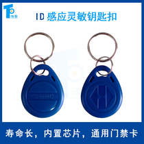 Taup-pyp TP ID key fob No. 2 ID card Access card elevator card induction ID card door card