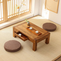 Tatami small table table table solid wood balcony low table with tatami tea several japanese-style window table small coffee table