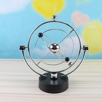USB Earth Perisher Astrograph Galaxy Swinger Creative Home Decoration Crafts Office Accessories.