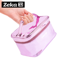 Travel Cosmetic Case portable cosmetic bag female multi-functional high-capacity toiletries storage bag