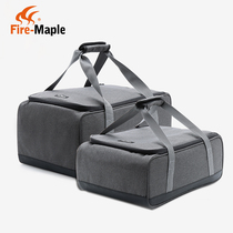 Fire Maple storage bag outdoor stoves set pot storage anti-collision bag handbag M L small large tableware set