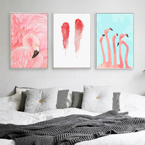Classic DIY Digital paint coloring hand-painted handmade adult decompression hanging Nordic abstract decorative painting
