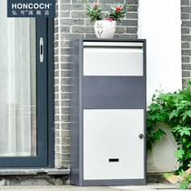 Home express cabinet private home security parcel box outdoor collection lockers large wall-mounted delivery box mailbox