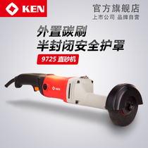 Ritchie straight sander high-power hand-held grinding straight grinder 9750 9725 electric straight grinder.