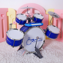 Drum kit beginners 1-3-6 years old baby electronic drum toy boy childrens Day gift Polaroid