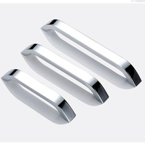 Cabinet cabinet door drawer wardrobe zinc alloy pull handle modern cabinet door handle hardware accessories
