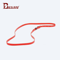 High quality PVC collar racing collar speed horse racing horse riding collar eight foot long horse harness BCL350201