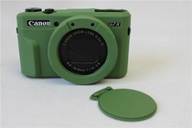 Pour Canon PowerShot G7X Mark II Camera Pack Silicone Sleeve g7x2 G7XIII Set G7X3