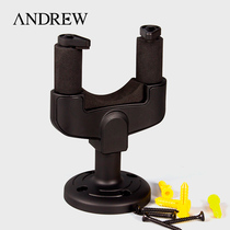 Guitar hook wall hanger sponge anti-scratch guitar Ukryri hanger factory direct sales