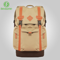 Large-capacity backpack norther Beaume Baomei 28L travel bag Oxford cloth bag leisure bag men and women.