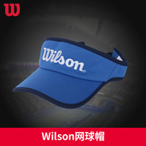 Summer sunscreen Wilson Wilson Federer tennis cap men and women without top sunscreen sports cap