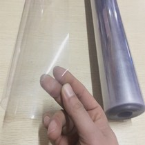 PVC plastic hard sheet plastic film sheet frame film clothing template plastic sheet pvc transparent sheet roll