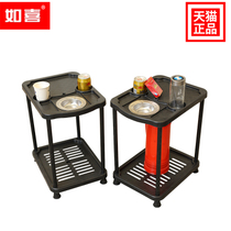 Such as Hi brand automatic mahjong machine accessories coffee table Home plastic mahjong table coffee table ashtray chess room