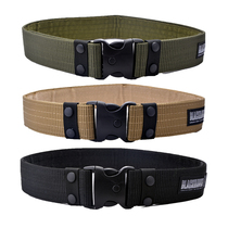 Black Hawk outer belt commando Male S Belt camping hunting Army fan entraînement militaire en plein air gaine extérieure en nylon