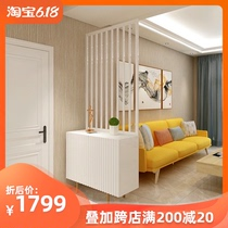 Light luxury living room secret door double-sided decoration secret fantasy shoe cabinet into the door simple modern screen screen room cabinet