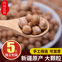 Chickpea 500g * 5 bags of Xinjiang special production chickpea 5 kg 2019 New beans coarse grains to fight premium milk powder