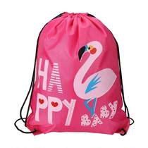 Girls shoulder beach bag boys swimsuit bag children anti-splash water bag swimming equipment childrens swimming backpack.