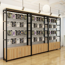 Shelf display stand product display cabinet display cabinet simple and free combination storage rack removable shelf