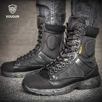 New Magnum airborne boots men autumn shock wear tactical boots ultralight combat boots Marine boots military boots men