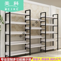 Special boutique shoe rack shoe shop display shelf shoe bookshelf container shoe cabinet display cabinet warehouse shelf