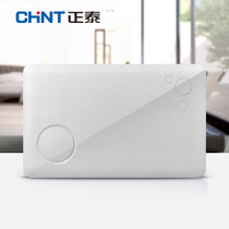 Zhengtai strong electric box home Assembly electric box 16 circuit concealed NEX5-16 circuit Moonlight Silver