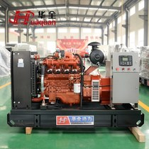 50kw small biogas equipment household biogas generator biogas digester septic tank automatic generator set