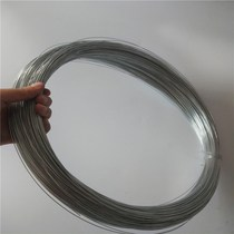 2018 rust wire shed fine Wire Stainless steel tie wire tied wire single wire galvanized wire lead Wire Wire Wire