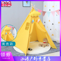 Indian tent childrens game House baby home indoor house dollhouse girl Princess small tent props