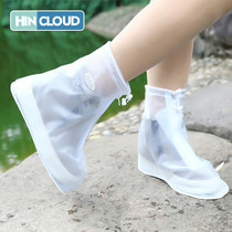 Outdoor rain boots waterproof rain men and women rain boots thickened non-slip wear-resistant non-disposable rain boots