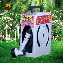 Old Summer Alice water pipe car suit IRIS10 meters closed hose box arrosage