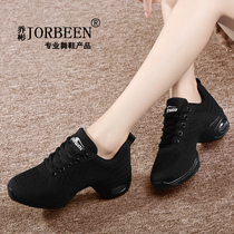 Square dance shoes Jazz sailor autumn ghost step dance shoes female adult Square Dance Dance female shoes soft bottom New