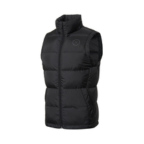 Li Ning mens sports and leisure down vest winter routine comfortable down vest AMRN