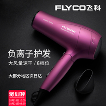 Feike hair dryer home high-power dormitory with students anion hair does not hurt the salon mute hair dryer tube