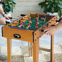 Table football table football machine table games parent-child games children desktop boy toys 356 years old 4 gifts