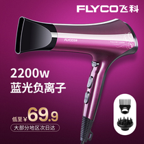 Feike hair dryer home high-power hair stylist dedicated negative ion hair dormitory with student hair tube