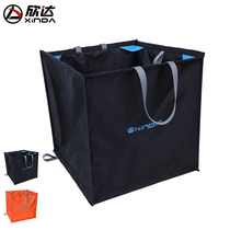 Xinda xinda climbing rope frame climbing rope basket rope storage basket folding rope basket climbing rope storage bag