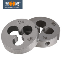 Anti-tooth circular plate left tooth left tooth m2m2 5M3M4M5M6M8M10M12M14M16M18M20