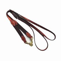Equestrian 7 side halter side halter halter stretch halter horse training rope training horse side halter equestrian supplies