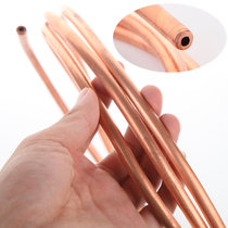Copper coil 23456810121416 Copper 1 tube copper tube soft state copper tube outer diameter 19 * wall thickness 0 9
