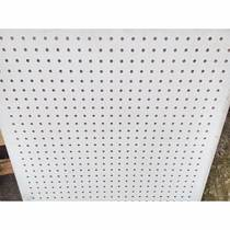 Calcium silicate board perforated cement board hanging roof 600 * 600 mineral wool sound absorbing board sound insulation board cement board