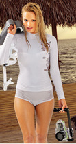 Germany SEEMANN sunscreen UV protection four-dimensional high-diving swimsuit