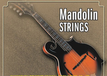 (Timothy)AM04 mandolin string line stainless steel mercerized string steel core mandolin string set