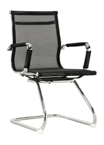 Steel mesh chair swivel chair in the Class Chair is a computer chair fixed armrest computer chair net cloth office chair computer chair