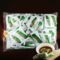 Tianhe green mustard mustard fish sushi the flavor of Fresh Soy Sauce two-in-one sushi sauce 100 packets