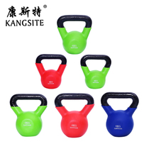 Const Kettle Bell Wrapping pot Dumbbell Mens fitness 4-20kg Athletic female hip shape household kettle bell