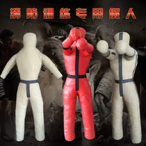 Fire training dummy simulation rescue dummy anti-load competition hardware software dummy contest wrestling dummy