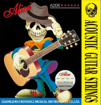 Alice Alice ballad guitar string A206 set string single string 1 string 2 string 3 string 4 string optional string.