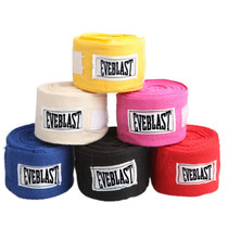 Tied straps Boxing Muay Thai cotton EVEBLAST hand-guards belt cotton straps loose-knonese hand bandages