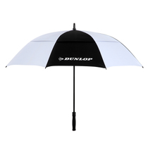 Golf umbrella dunlop golf umbrella double layer large umbrella automatic windproof sun protection